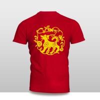 Kaos Baju Pakaian KAOS IMLEK DOG OF YEAR MURAH