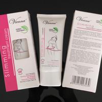 VIENNA Slimming Cream HERBAL Treatment 80ml (BPOM NA 18150103413)