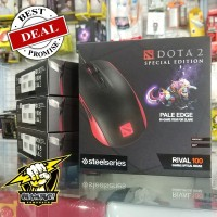 SteelSeries Rival 100 Dota 2 Special Edition Gaming Mouse
