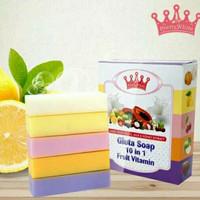 Frutamin gluta soap BPOM