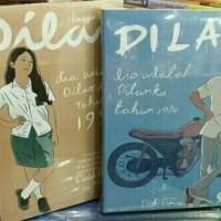 paket novel Dilan 1 dan 2
