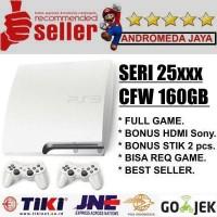 PS3 PS 3 Sony Playstation3 Slim 160 GB CFW Seri 25XX
