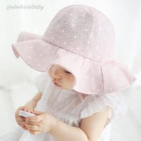 HAT/TOPI BROKAT GIRL/PEREMPUAN ANAK/BAYI