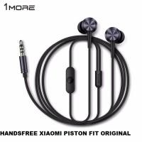 Earphone XIAOMI PISTON FIT Original Handsfree Headset 1MORE with Mic