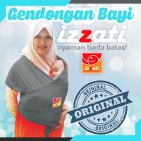 Gendongan Bayi Izzati Baby Wrap Gaya Hanaroo Murah Best Seller