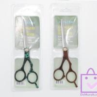SKU-0288 Gunting Rambut Stylish Stainless Steel Scissors