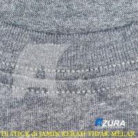 Terlaris Baju kaos polos hitam misty 100% original cotton combed 30s