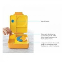 Omiebox Bento Lunch Box - Sunshine