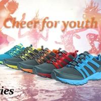 Sepatu Running KETA 192 Series - Olahraga/Sport/lari/outdoor Shoes
