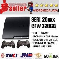 Sony Ps3 slim 320GB CFW