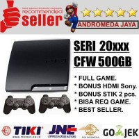 Sony Ps3 slim 500GB CFW