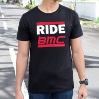 Tshirt Ride BMC Red