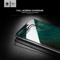 iPhone X - MOCOLO 3D FULL COVER ScreenGuard Tempered Glass Antigores
