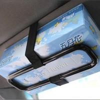 CAR TISSUE HOLDER / penjepit tempat tissue mobil