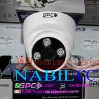 KAMERA CCTV INDOOR SPC 1.3MP SUPPORT SEMUA JENIS DVR