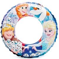 Ban Pelampung Renang Anak Frozen Swim Ring Intex 56201