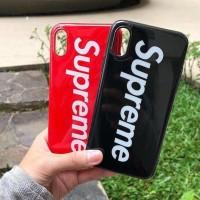 iPhone X Tpu Soft Supreme Casing Case Cover