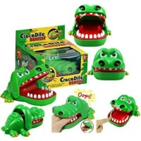 MAINAN PAKET MURAH 3 IN 1(CROCODILE DENTIST,WET HEAD,PENGUIN TRAP