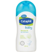 Cetaphil Cetapil Baby Massage Oil - with Shea Butter 200ml