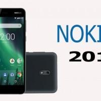 Nokia 2 Smartphone 4100mAH Battery Garansi Resmi
