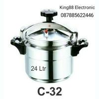 Panci Presto 24L Getra / Pressure Cooker C-32