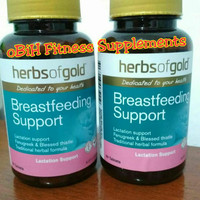 Herbs Of Gold Breastfeeding support Ecer eceran repack booster asi HOG