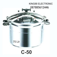 Panci Presto 75L Getra / Pressure Cooker C-50