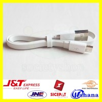 Fast Charging Kabel Data 30 cm PowerBank Xiaomi Carger hp Usb Pendek