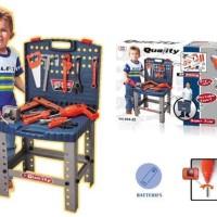 Top! Mainan Alat Tukang Quality Tool 008-22 - Promo!!