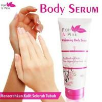 Fair N Pink Whitening Serum 160 ml 100% Quality Original
