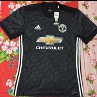Manchester United Away 2017/2018, Size S,M,L,XL (Original)