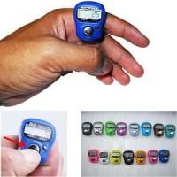 Tasbih Digital Mini Finger Counter Penghitung Jari utk Ngaji Berzikir