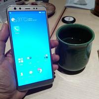 hp android Resmi, LUNA G8 foxconn, edge, anti lag, banyak bonusnya