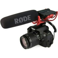 Rode Videomic GO Rycote Lyre Lightweight On-Camera Microphone