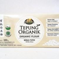 Bionic Farm Tepung Beras Putih Organic 250 Gr / MPASI / Tepung Gasol