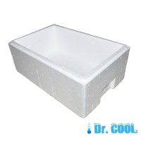 Styrofoam 40 x 20 x 17 Sterofom Sterofoam Gabus Kotak Box Khusus GOJEK