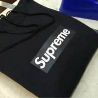 Hoodie Supreme Black Edition (High Quality)