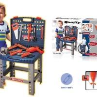 Top! Mainan Alat Tukang Quality Tool 008-22 - Discount!!