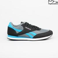 Sepatu Running Reebok Royal CL JOG 2 SEA Coal Blue BD4316