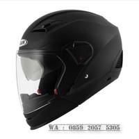Helm Zeus Z611C/ZS611C Matt Black