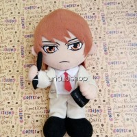Boneka Death Note Plus Light Yagami Ryuk