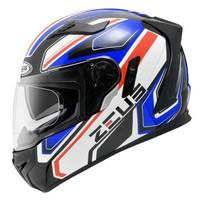Helm Zeus ZS813 AN5 Blue Red Black / not z811. z806