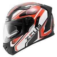 Helm Zeus ZS813 AN5 Black Red / Not Z811 .z806