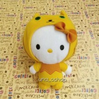 Boneka Hello Kitty lion