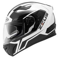 Helm Zeus ZS813 AN6 Black White / not z811. z806