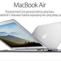Apple Macbook Air 13 MQD42 i7 2019 Grey - Cash & Kredit Cepat