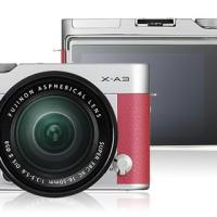 Fujifilm X-A3 Kit XC16-50mm F3.5-5.6 OIS II - Cash dan Kredit Cepat
