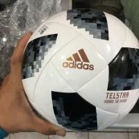 BOLA FUTSAL ADIDAS TELSTAR WORLD CUP 2018 RUSSIAN ORIGINAL