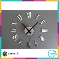 DIY Giant Wall Clock 30-60cm Diameter - ELET00662 / Jam Dinding