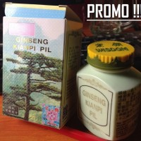 KIANPI WISDOM ORIGINAL / OBAT GINSENG GEMUK PENGGEMUK BERAT BA Mura